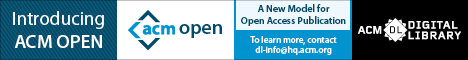 ACM Open - https://libraries.acm.org/subscriptions-access/acmopen